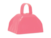 "3"" PINK COWBELL"