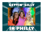 "Silly in Philly 4"" x 6"" Cardboard Frame"