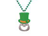 St. Patrick's Bottle Opener Beads