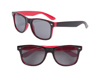 Malibu Sunglasses - Red and Black