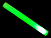 Sound Reactive Foam Stick - Green
