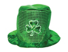 St. Patricks Day Sequin Hat