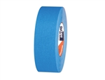 "1"" Fluorescent Party Tape - Blue"