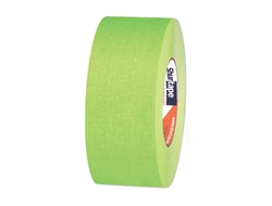 "2"" Fluorescent Party Tape - Neon Green"
