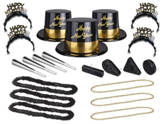 Gold Legacy New Years Kit for 50