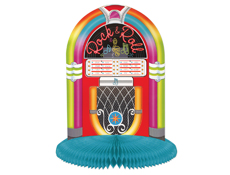 "AP308902 - Jukebox 10"" Centerpiece"