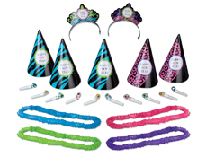 AP9252010 - Wild New Year Party Kit