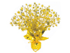 B50806 - Gold Star Centerpiece 15""