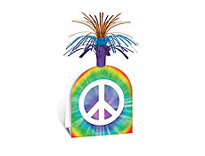 B57354 - Peace Sign Centerpiece