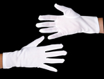 B60726 - Theatrical White Gloves