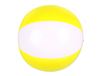 "16"" Yellow/White Beach Ball"