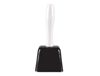 "S11087 - 7.5"""" Black Cowbell With Handle"