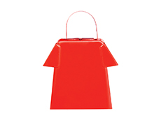 Red T-Shirt Cowbell