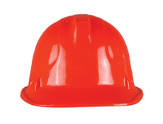 S1684 - Red Construction Hat
