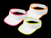 NEON TRIM VISOR ASSORTED