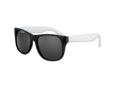 S36001 - Classic Sunglasses - White - UV400