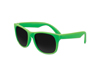 S36014 - Solid Green Classic Sunglasses - UV400