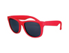 S36034 - Kids Classic Sunglasses - Solid Red