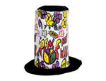 S4449 - Peace Stove Top Hat
