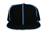 S46074 - El Hat With Accent Piping