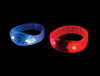 S46076 - Sound Activated LED Bracelet Assortment