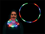 S46090 - LED Tube Necklace