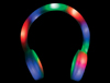 S46105 - Foam LED Headphones