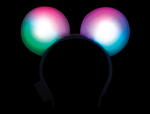 S46108 - Foam LED Round Ears