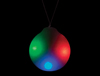 S46109 - Foam LED Medallion Necklace