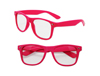 S53013 - Clear View Pink Iconic Sunglasses - UV400