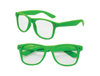 S53014 - Clear View Green Iconic Sunglasses - UV400