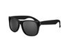 S53024 - Classic Style Sunglasses - Solid Black