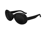 S53119 - Black Clout Glases