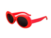S53121- Red Clout Glasses