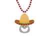 S55112 - Cinco De Mayo Bottle Opener Beads