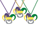 S55113 - Jester Bottle Opener Beads