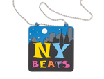 S57007 - Ny Beats Necklace