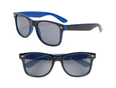 S59104 - Malibu Sunglasses - Blue And Black