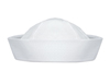 Cloth White Sailor Hat