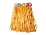S6123 - Child's Natural Hula Skirt