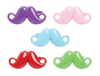 Mustache Ring Assortment
