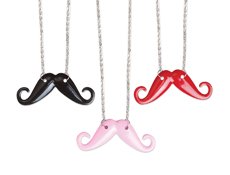 S6560 - Mustache Necklace Assortment