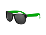 S70256 - Classic Sunglasses - Green