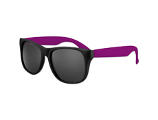 S70257 - Classic Sunglasses Purple