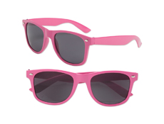 S70304 - Pink Iconic Sunglasses - UV400