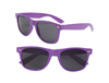 Purple Iconic Sunglasses - UV400