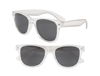S70362 - Transparent Clear Iconic Sunglasses - UV400