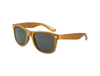 S70364 - Metallic Gold Iconic Sunglasses - UV400