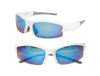 S70448 - MVP Sports Glasses - White