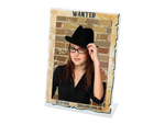 S70479 - Most Wanted Plastic Frame